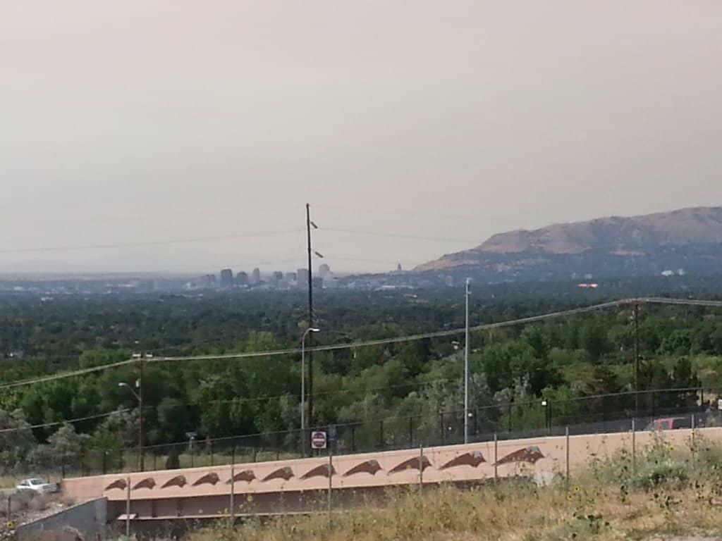 wildfires 2013
