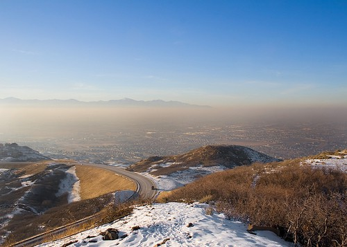 Salt Lake City Smog